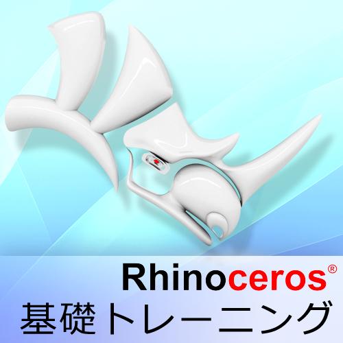 Rhinoceros 基礎トレーニング