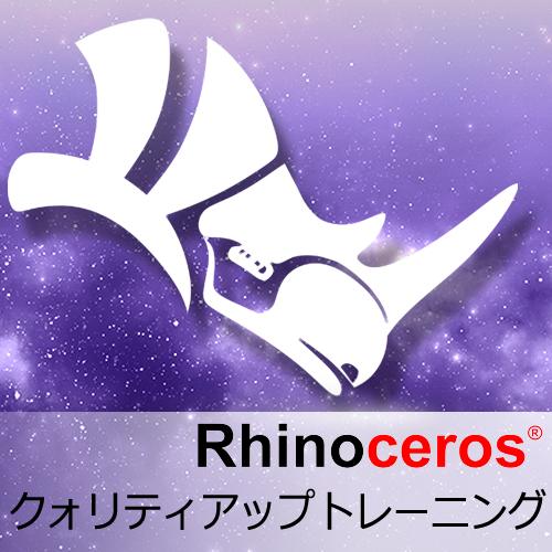 Rhinoceros クオリティアップトレーニング